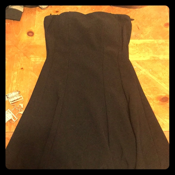 Body Central Dresses & Skirts - Plain black dress